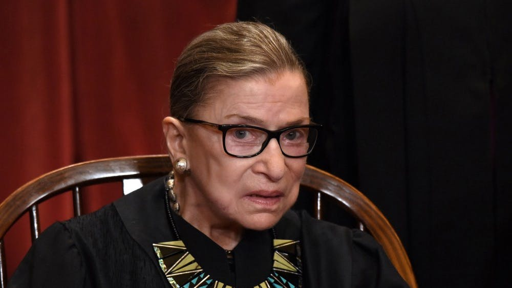 Supreme Court Justice Ruth Bader Ginsburg died Friday at the age of 87.