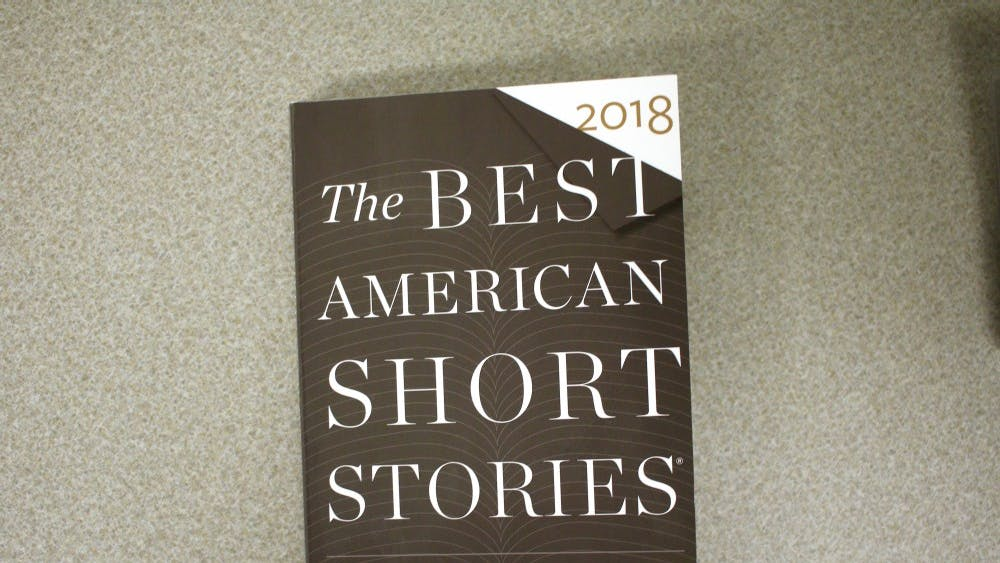"""The Best American Short Stories"" was written by Roxane Gay. It is a literary fiction that was released Oct. 2."