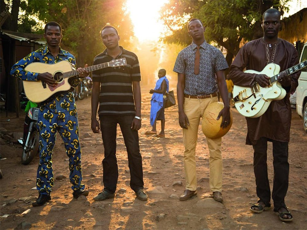 """They Will Have to Kill Us First"" follows musicians in Timbuktu organizing a concert after Islamic extremists banned music in Mali. The film will screen Sunday at the Ryder Film Festival."