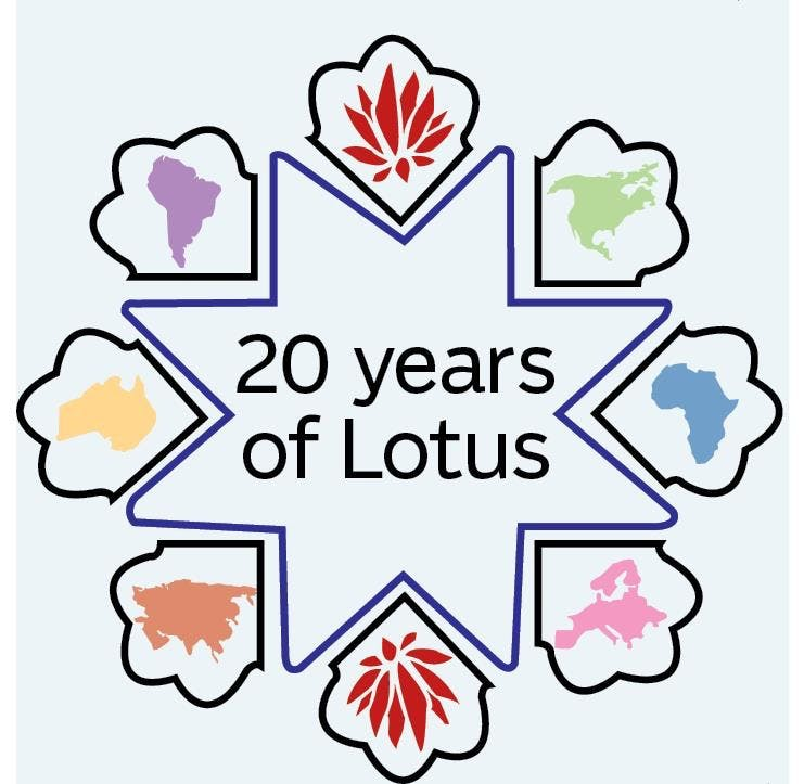 20 Years Of Lotus