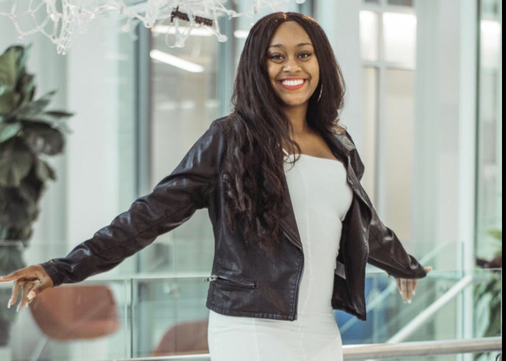 <p>Senior Ariyonna Cousins is the president of IU&#x27;s Black Student Union. Cousins said the main initiative of the Black Student Union this year is to focus on mental health in the Black community.</p>