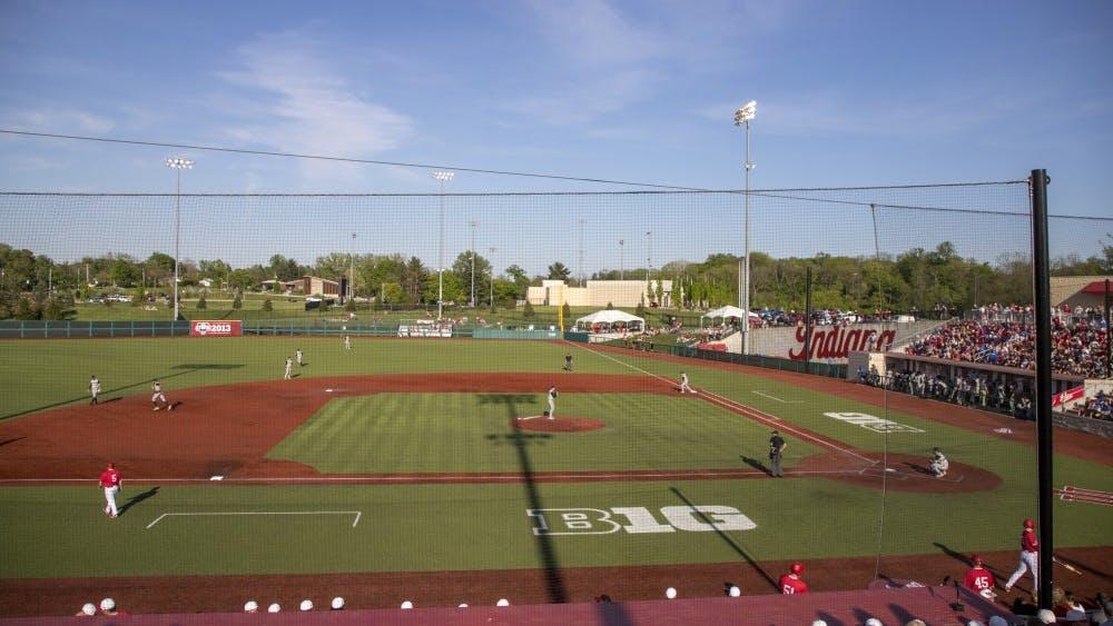 IU played University of Kentucky on May 8, 2018, at Bart Kaufman Field. IU will face the University of Cincinnati on Feb. 26.