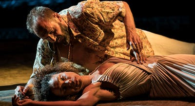 "IU Cinema will stream the play ""Antony and Cleopatra"" from the United Kingdom at 4 p.m. Sunday."