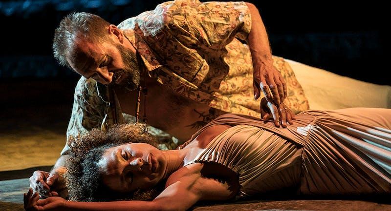 """IU Cinema will stream the play """"Antony and Cleopatra"""" from the United Kingdom at 4 p.m. Sunday."""