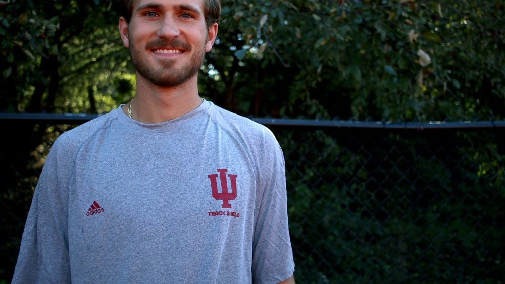 Graduate transfer Daniel Michalski owns the Cedarville University records in the 3000-meter steeplechase and as a member of the 4x800-meter relay team. He graduated from Cedarville with a degree in exercise science, and he is now a member of the IU cross-country team.