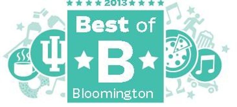 Best of Bloomington 2013