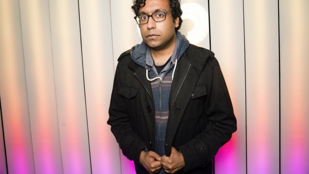 Comedian Hari Kondabolu will perform at 8 p.m. Thursday and 8 and 10:30 p.m. Friday and Saturday at the Comedy Attic.