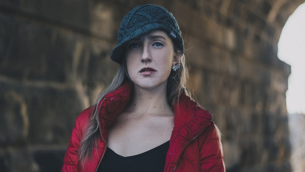 """Bloomington musician Emily Plazek wrote the song """"Pandemic,"""" which is inspired by her response to the global COVID-19 pandemic."""