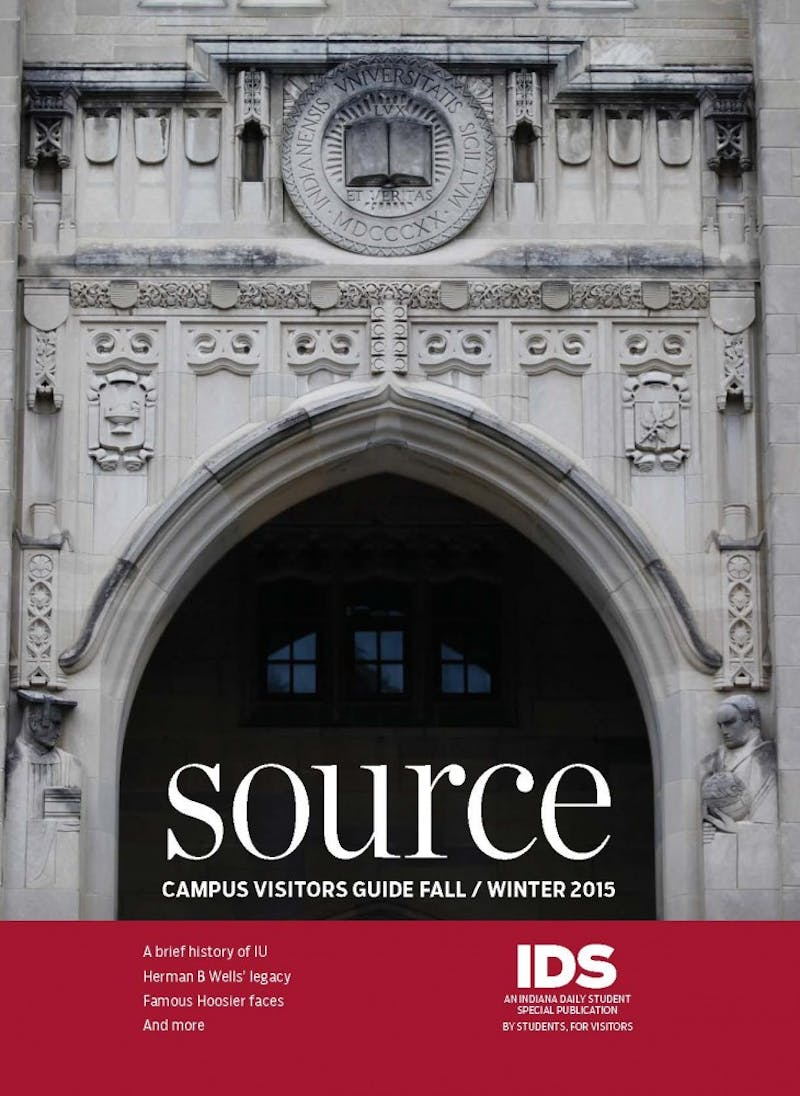 Source Campus Visitor Guide