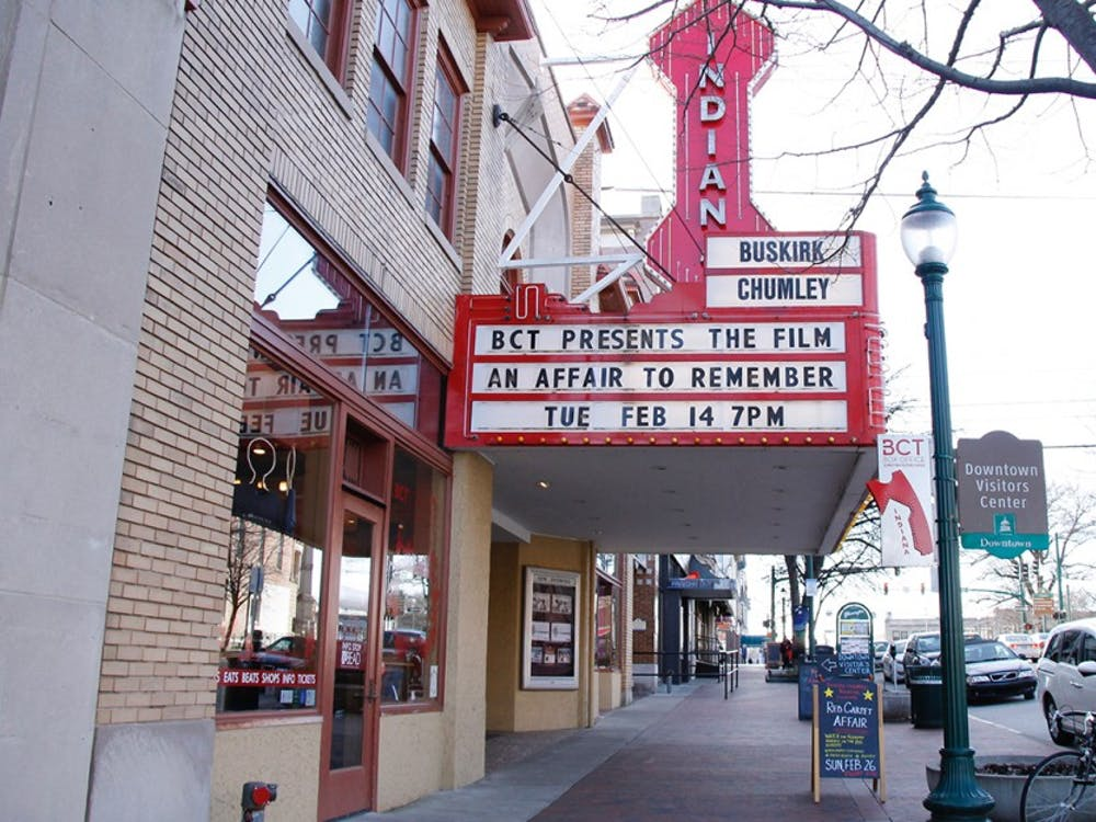 """The Buskirk-Chumley Theater will do a special Valentines Day screening of """"An Affair to Remember,"""" with tickets priced at $5."""
