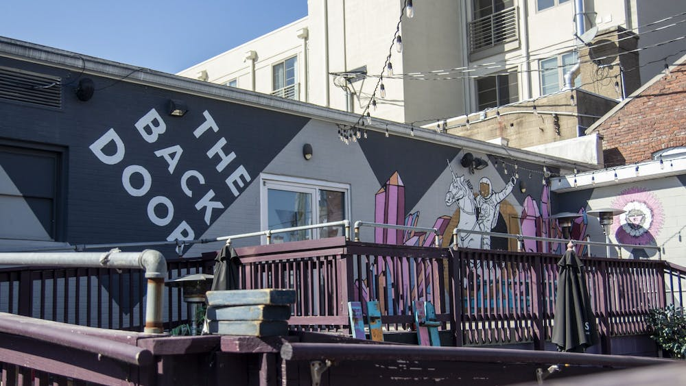 """The Back Door, a LGBTQIA+ bar, has been closed for more than six months due to the coronavirus pandemic. """"For me, I'd rather stay closed than kill somebody,"""" owner Smoove G said."""