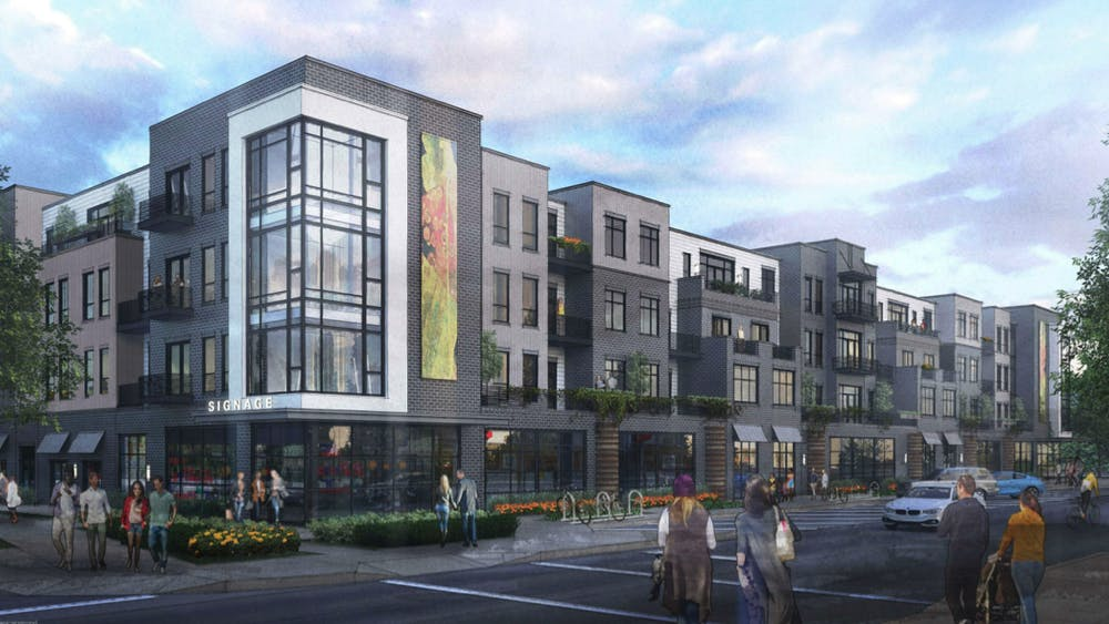 The Bloomington City Council looks to approve a new development that will sit just north of College Mall. The final approval could be granted at the council's next regular session in early September.