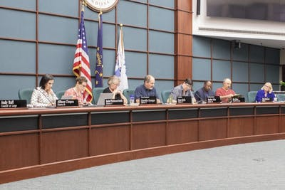 The Bloomington City Council meets June 5 in City Hall. 