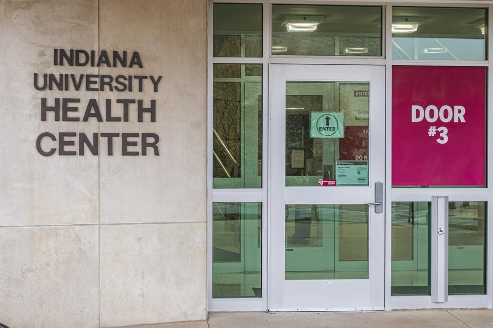 <p>The Indiana University Health Center is located at 600 N. Jordan Ave. Starting Jan. 19, IU Health now allows a limited amount of visitors to see patients who are not COVID-positive. </p>