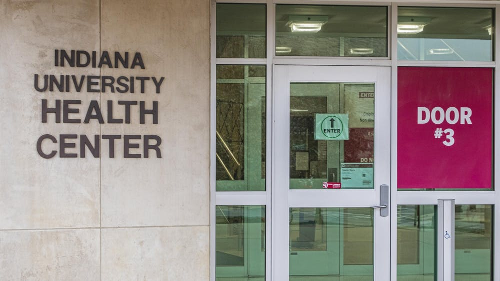 The Indiana University Health Center is located at 600 N. Jordan Ave. Starting Jan. 19, IU Health now allows a limited amount of visitors to see patients who are not COVID-positive.