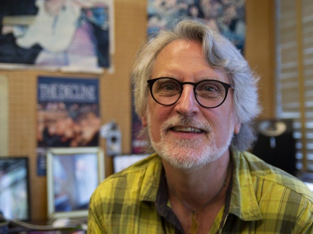 IU Jacobs School of Music professor Andy Hollinden is helping to spread awareness about the new certificate in rock history that is offered to students both inside and outside the music school.