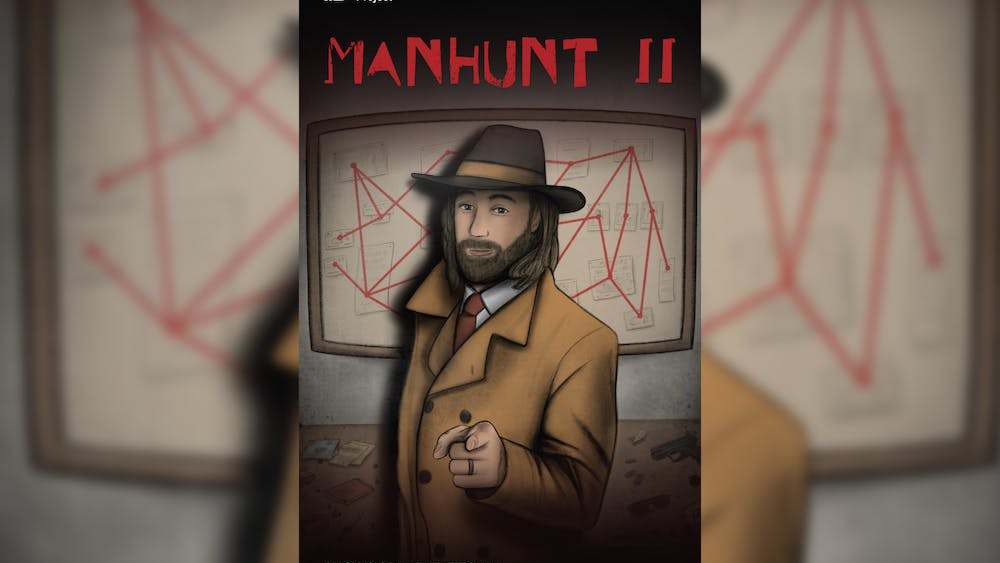 """Bloomington Playwrights Project's upcoming virtual interactive production """"Manhunt II"""" will run Oct. 28 to 30. BPP will send dossiers containing different clues, puzzles and activities to audience members for them to solve at home during the show before a timer runs out."""