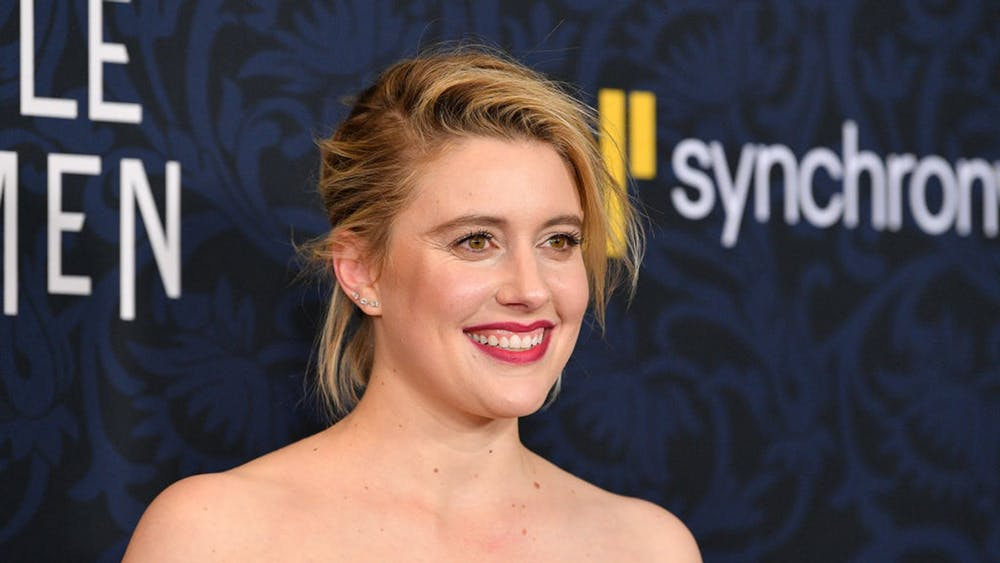 """Director Greta Gerwig attends the """"Little Women"""" World Premiere at Museum of Modern Art on Dec. 7 in New York City."""
