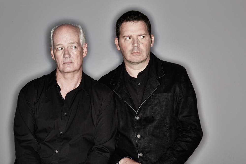 "<p>Colin Mochrie and Brad Sherwood, stars of &quot;Whose Line is it Anyway?,&quot; pose for a headshot. ""Stream of Consciousness,"" a virtual live comedy sketch show starring Mochrie and Sherwood, will take place over Zoom on March 20 and 27 with improv sketches using audience suggestions.</p><p><br/></p>"