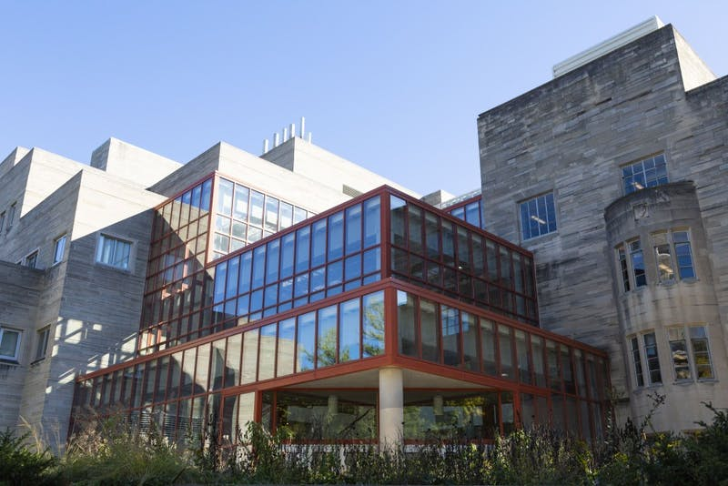 The IU School of Medicine received $44.7 million from the National Institutes of Health earlier this month. Jordan Hall is located at 1001 E. Third St.