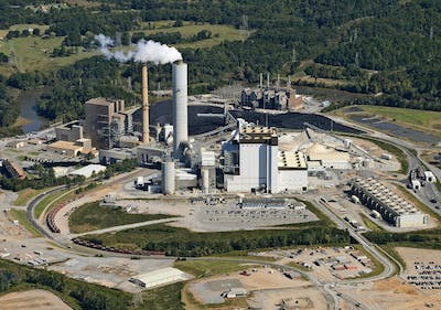 The Rogers Energy Complex is one of six Duke Energy Plants that was told to excavate the last of its coal ash ponds.