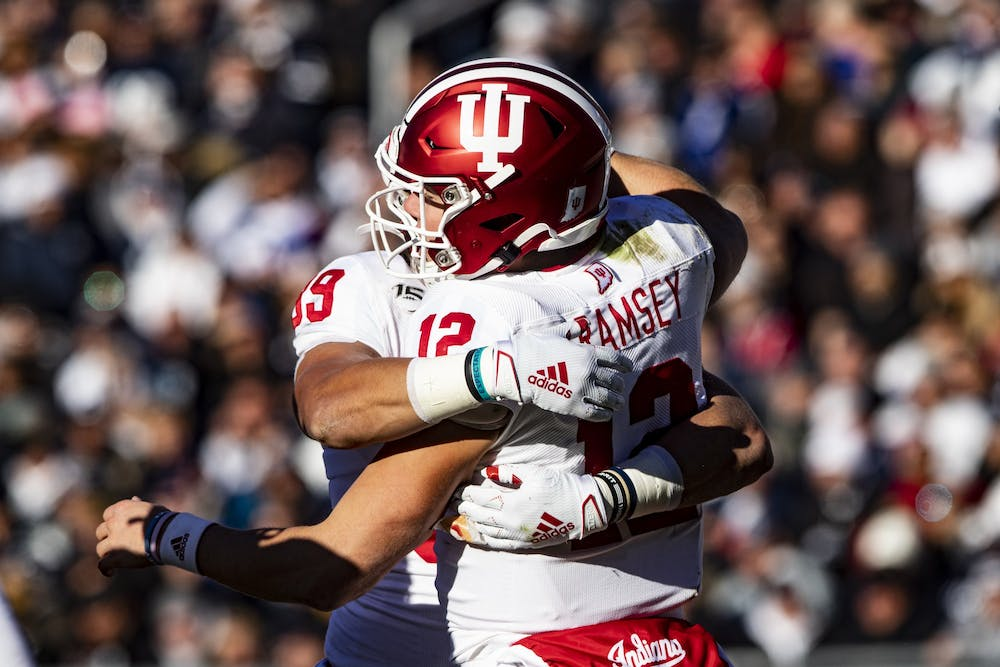 Opinion Iu Football Is Legit Indiana Daily Student