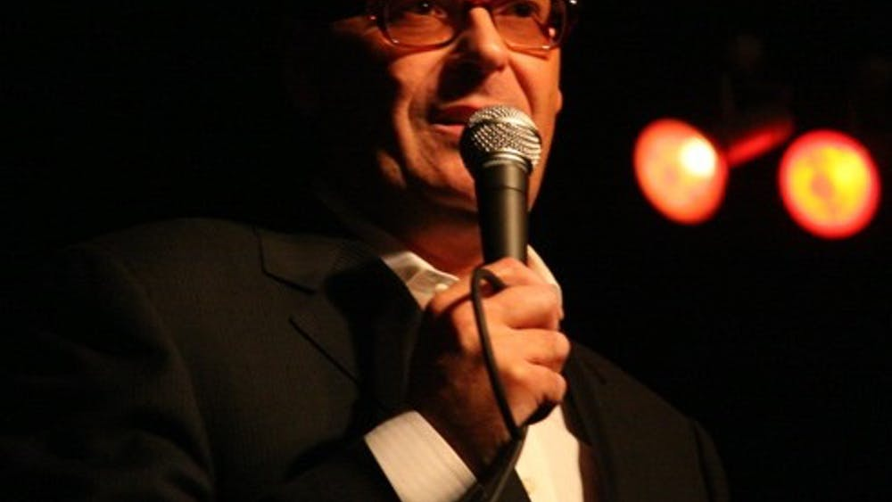 Greg Proops is an American stand-up comedian, actor, voice actor, and producer. He is best known for his improvisational work on the UK and U.S. versions of Whose Line Is It Anyway?