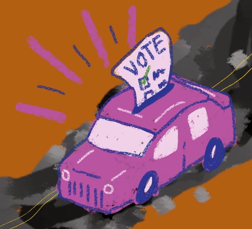 lyft vote
