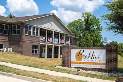 BeeHive Homes of Bloomington is an assisted living center and is located at 2306 W. Third St. Bloomington owner and manager Jyoti Mehta said most of the center's 30 to 40 residents have some degree of dementia.