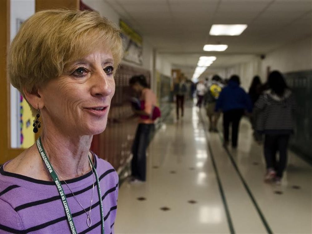 Patricia Marvin is retiring from teaching this year after teaching for 41 years. For the past 30 years she has been teaching at Tri-North Middle School.