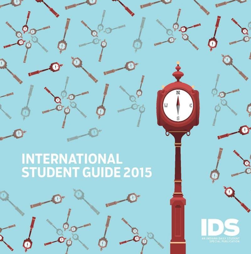 International Student Guide 2015