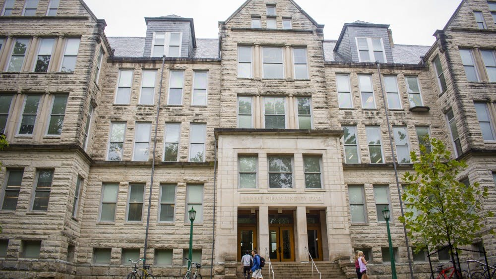 The Kinsey Institute, located in Lindley Hall, received a $2 million donation from Scott Schurz. The institute plans to expand its research and hire new faculty with the donation.