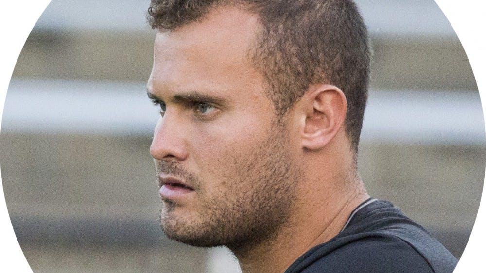 Zac Brown Assistant Coach, Goalkeeping/goalkeepers