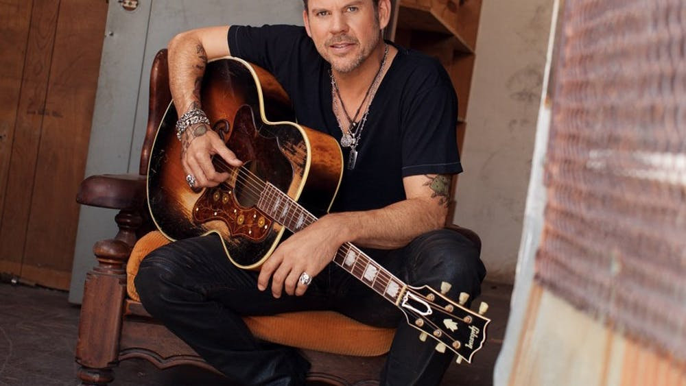 """Country music artist Gary Allan will perform Nov. 3 at the IU Auditorium. Allan released his ninth album, """"Set You Free,"""" in 2013."""