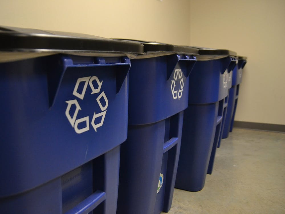 The City of Bloomington's Sanitation Division paused recycling pickup this week due to COVID-19 infections among employees.