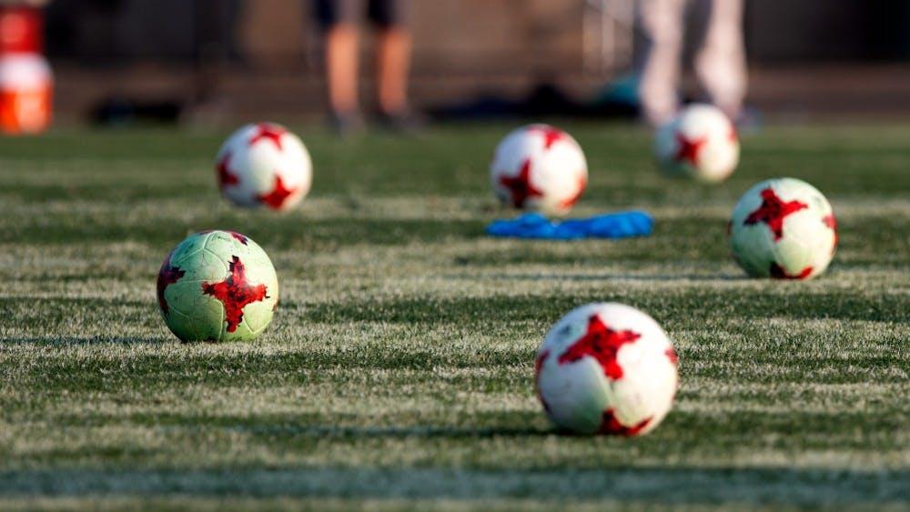 IU women's soccer was shutout Thursday, 3-0, by the University of North Carolina.