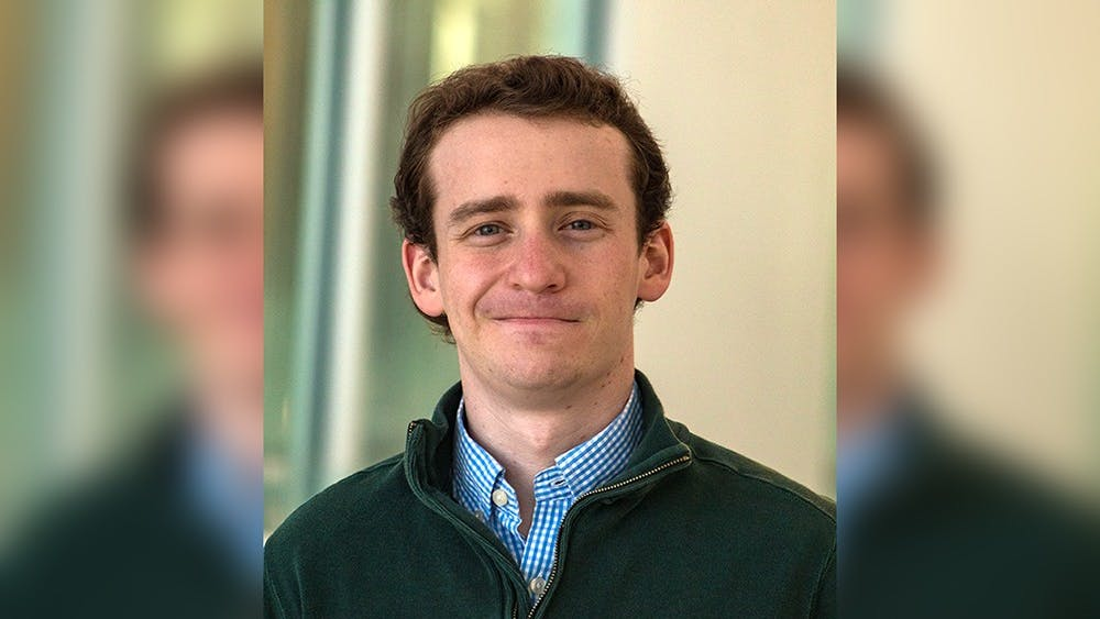 Caleb Coffman, Sports Media major and 2021 Graduate, brings home third in the 2021 Hearst writing championship and wins best reporting technique.
