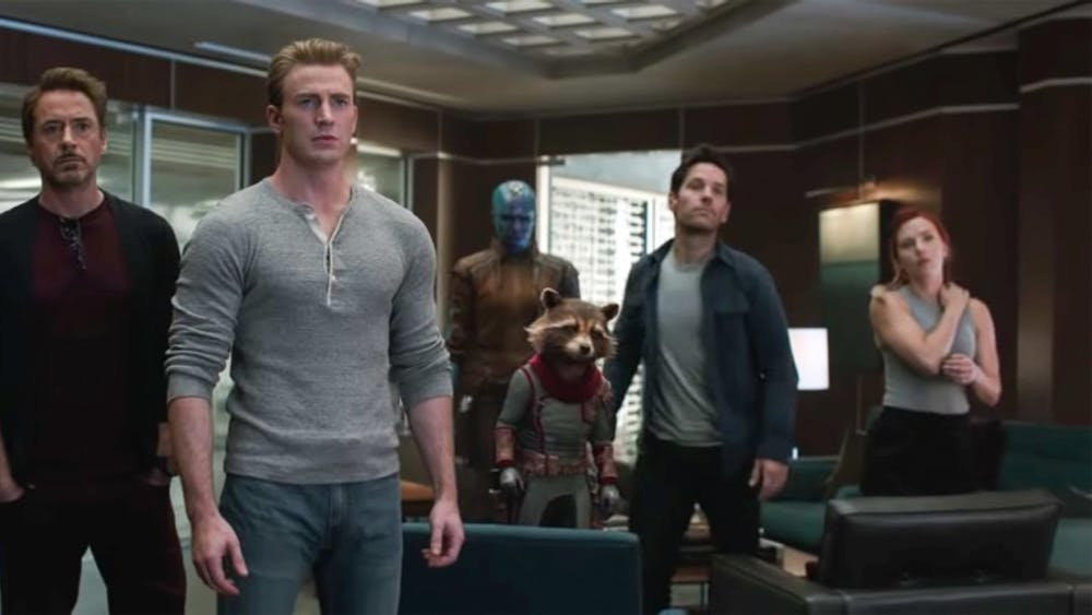 """Avengers: Endgame"" was released April 24."