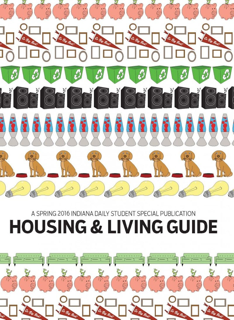 Spring 2016 Housing & Living Guide