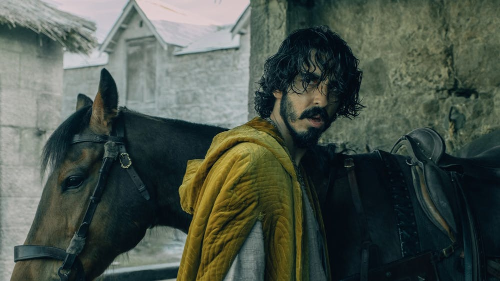 """Dev Patel stars in """"The Green Knight,"""" which was released July 30, 2021."""