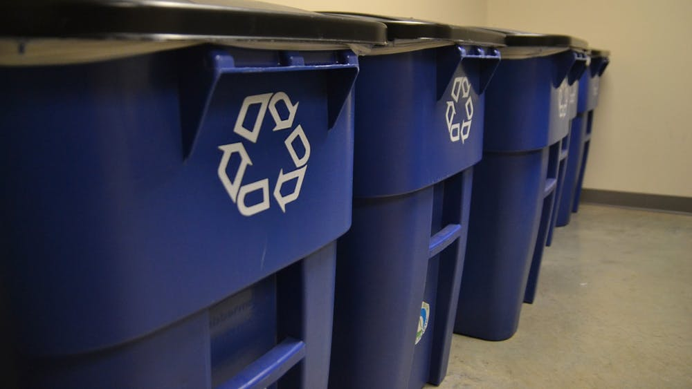 The City of Bloomington's Sanitation Division will resume recycling pickup Monday after pausing services due to an increase of COVID-19 cases among employees.Bloomington residents can expect recycling to be picked up on their normal collection day, alongside their trash pickup.