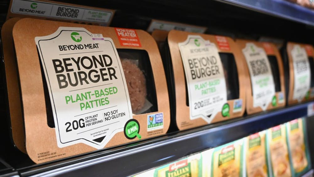Beyond Burger is a plant-based alternative to meat for those looking to go vegan or reduce their animal product intake.