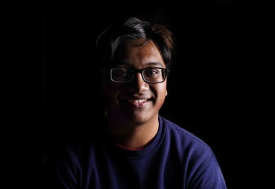 Sophomore Abhik Mazumder, a double major in piano performance and jazz studies, performed at Carnegie Hall in New York City at just 6 years old.