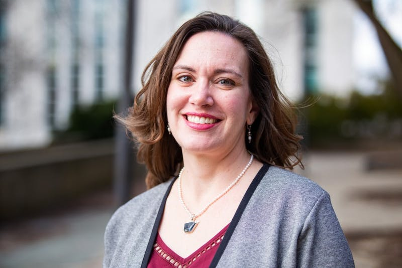 Katie Kearns was named the new assistant vice provost for student development by the Office of the Vice Provost for Graduate Education and Health Sciences.