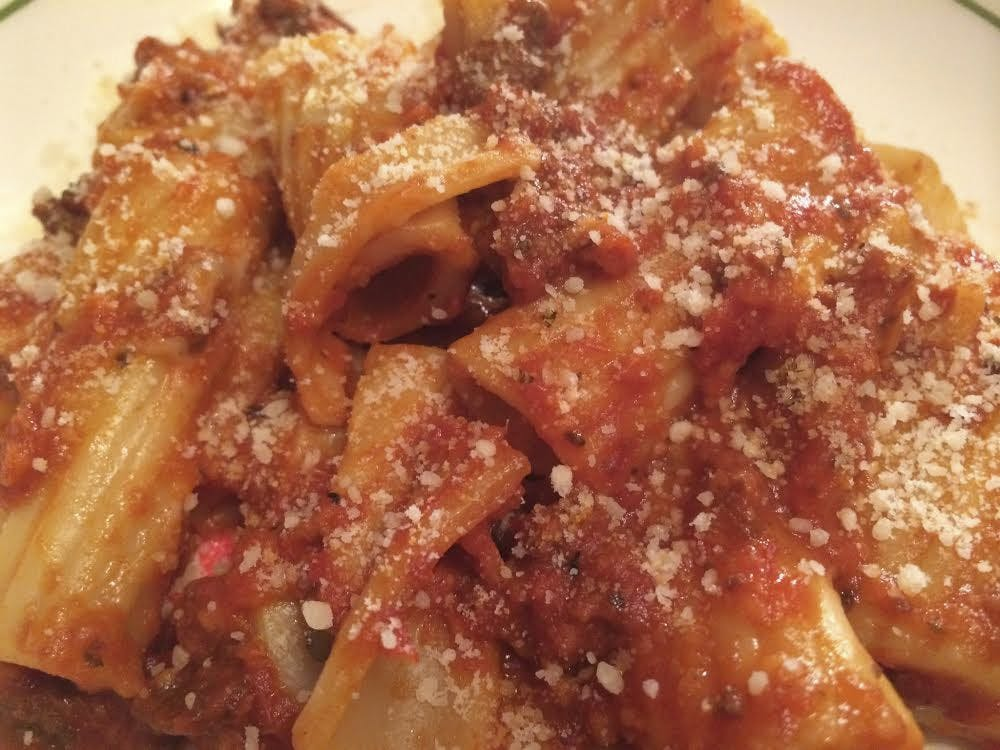 Rigatoni is a popular pasta dish that acts as a great comfort food.