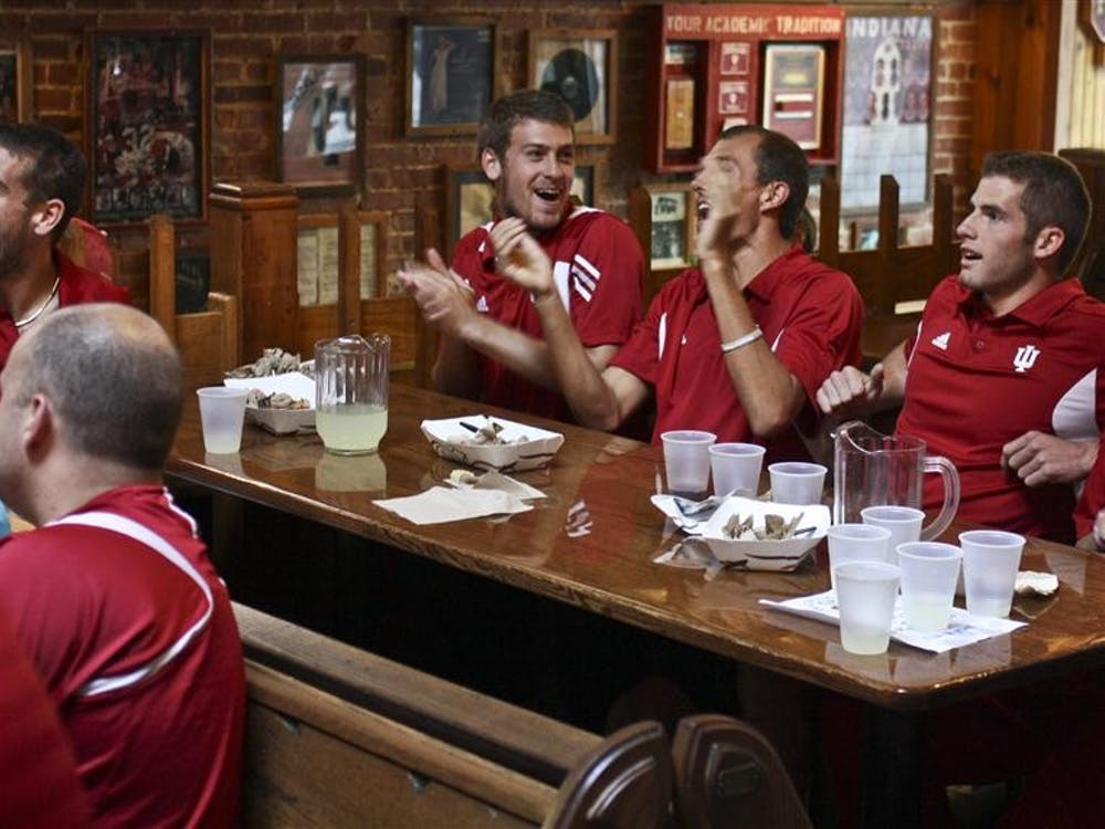The men's tennis team learns of their selection into the postseason NCCA tournament, and of their first round matchup against Louisville, on Tuesday at Buffa Louie's.