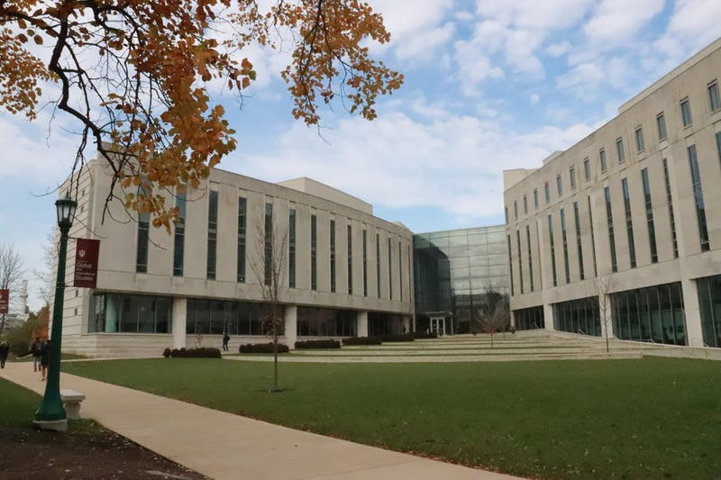 The Hamilton Lugar School of Global and International Studies is located at 355 N. Jordan Ave. Terrell J. Starr, a senior reporter at the Root, will discuss the roles gender and race play in global affairs 4 p.m. Wednesday in a virtual event.