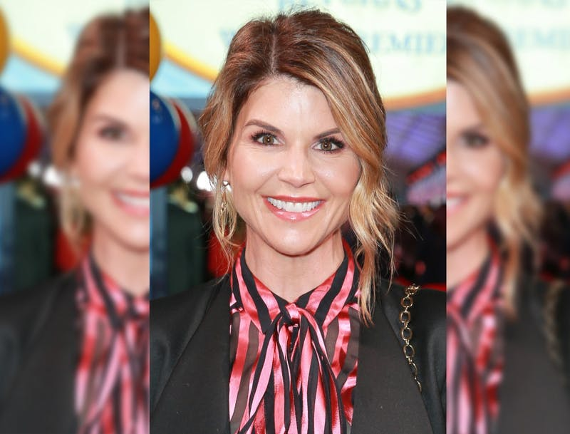 Lori Loughlin attends the premiere Of Disney's 'Mary Poppins Returns' on Nov. 29, 2018, at El Capitan Theatre in Los Angeles.
