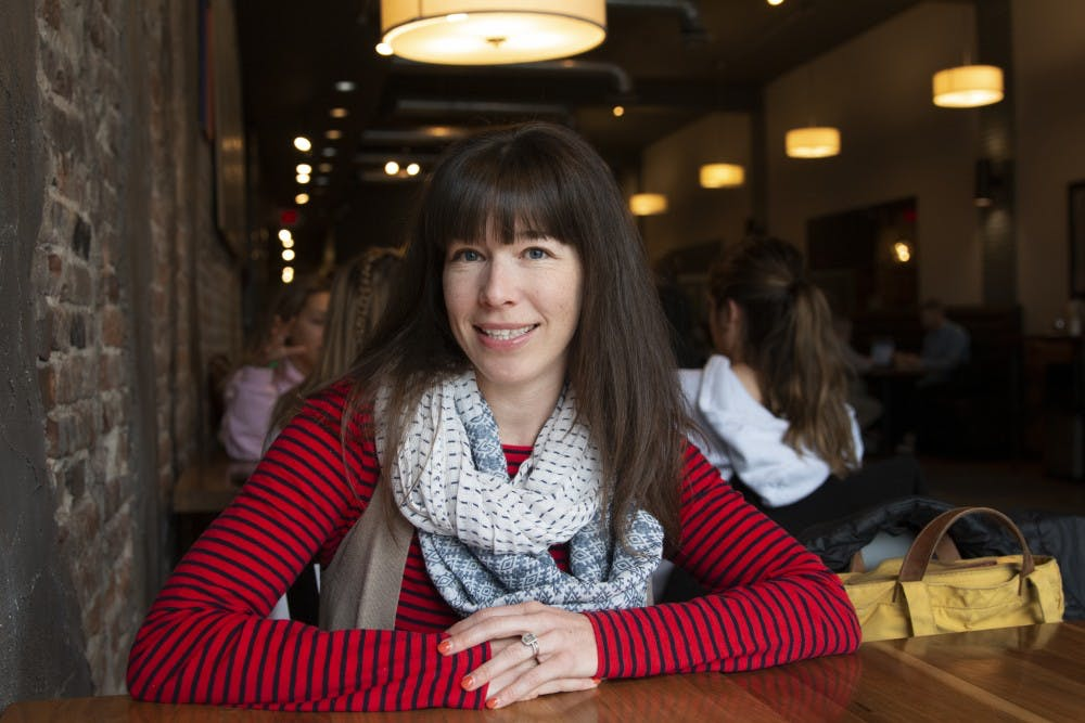 <p>Kate Rosenbarger is running for Bloomington City Council's District 1 seat. Rosenbarger got her bachelor&#x27;s in policy analysis from IU's then-School of Public and Environmental Affairs, now known as the O&#x27;Neill School of Public and Environmental Affairs, in 2005.</p>