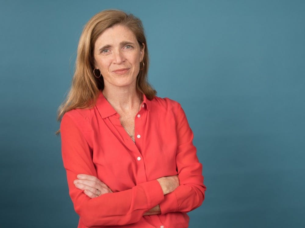 Samantha Power, a former U.S. ambassador to the United Nations, is this year's spring undergraduate commencement speaker at IU.